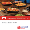 Catering Collection:  Half Pan Sell Sheet