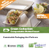 Green Collection: Compostable Divided Insert