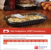 Hot Collection: CPET Containers Brochure