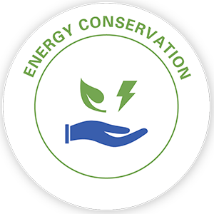 Energy Conservation pillar icon